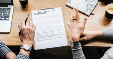 laying-down-law-contract-agreement