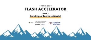 FLASH Accelerator Week 1