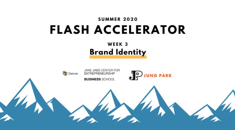 FLASH Accelerator Week 3