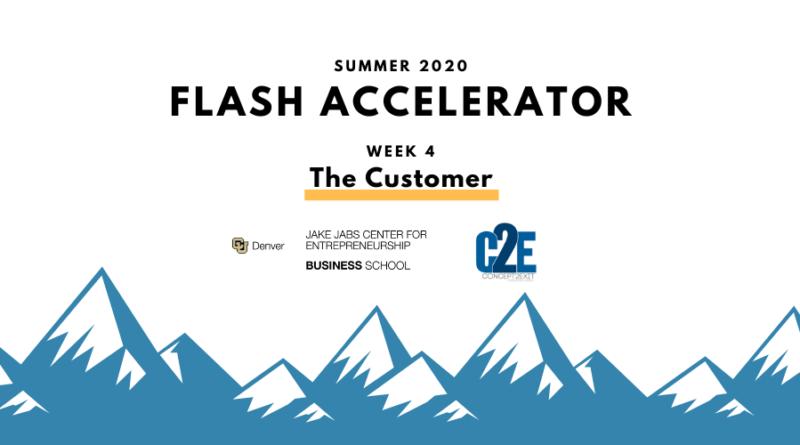 FLASH Accelerator Week 4