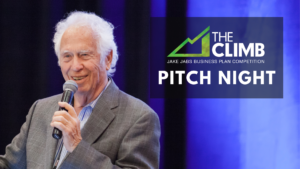 THE CLIMB 2021 Pitch Night