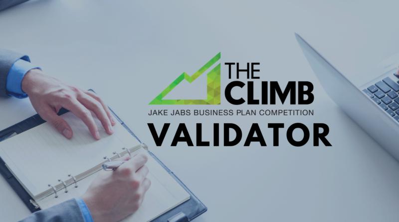 THE CLIMB 2021 Validator