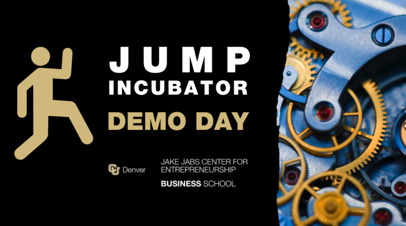 JUMP Incubator Demo Day 2021